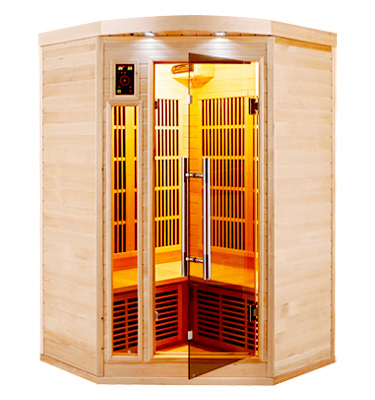 Sauna Infrarouge APOLLON-2/3 Places