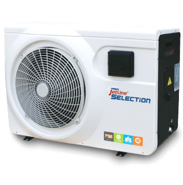 JetlineSelection 5kw Modele 55 pompe a chaleur piscine Poolex