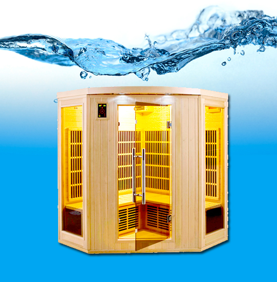 Apollon 3 4 p infrarouge sauna for Alarme de piscine linxor jb p 03