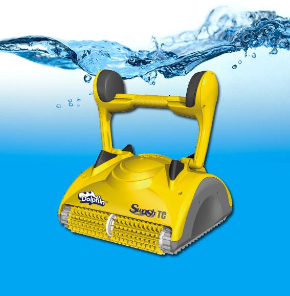 Robot piscine electrique dolphin swash cl for Robot piscine electrique dolphin