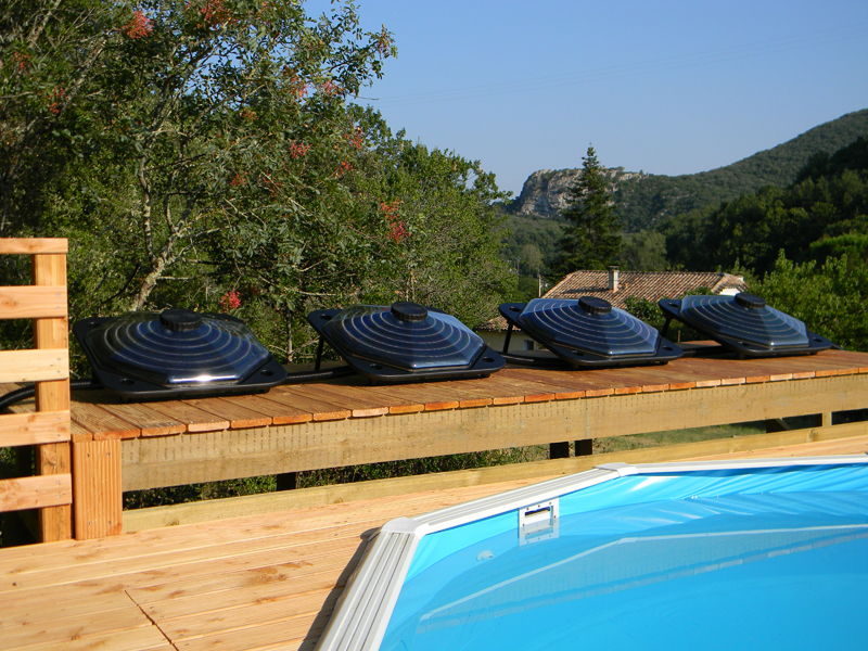 5 domes solaires pour piscine jusqu 39 65 m3. Black Bedroom Furniture Sets. Home Design Ideas