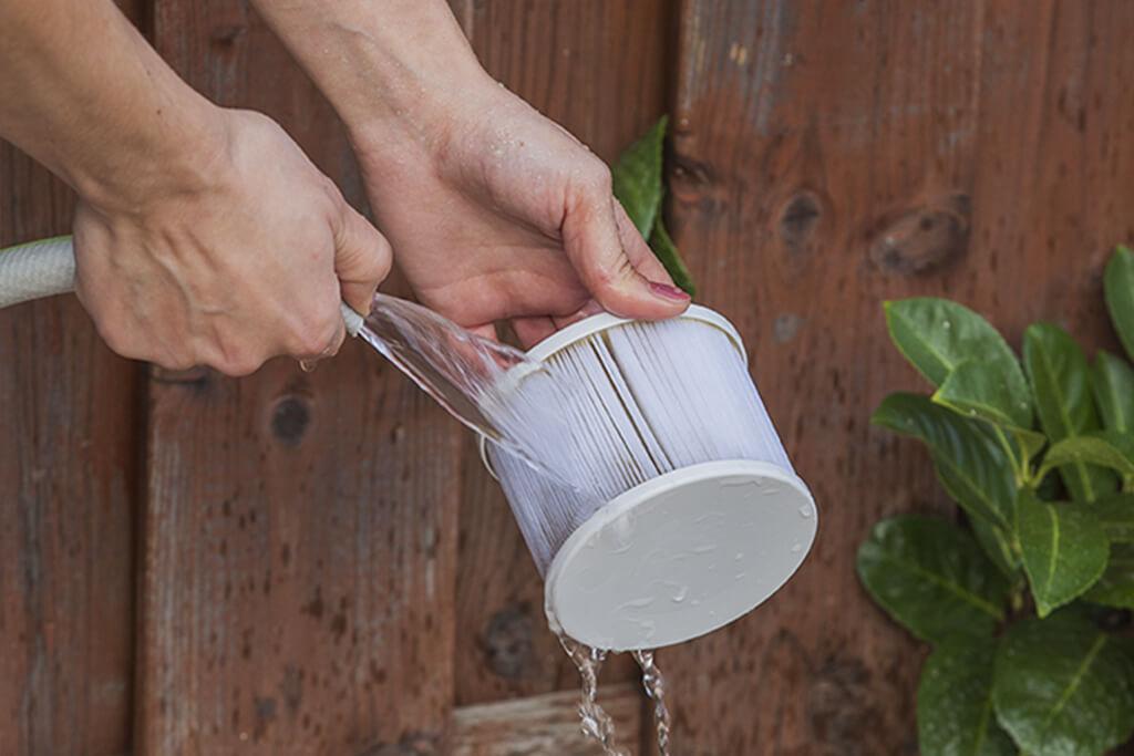 Cartouche de filtration nouvelle g n ration spa gonflable for Cartouche de filtration pour piscine
