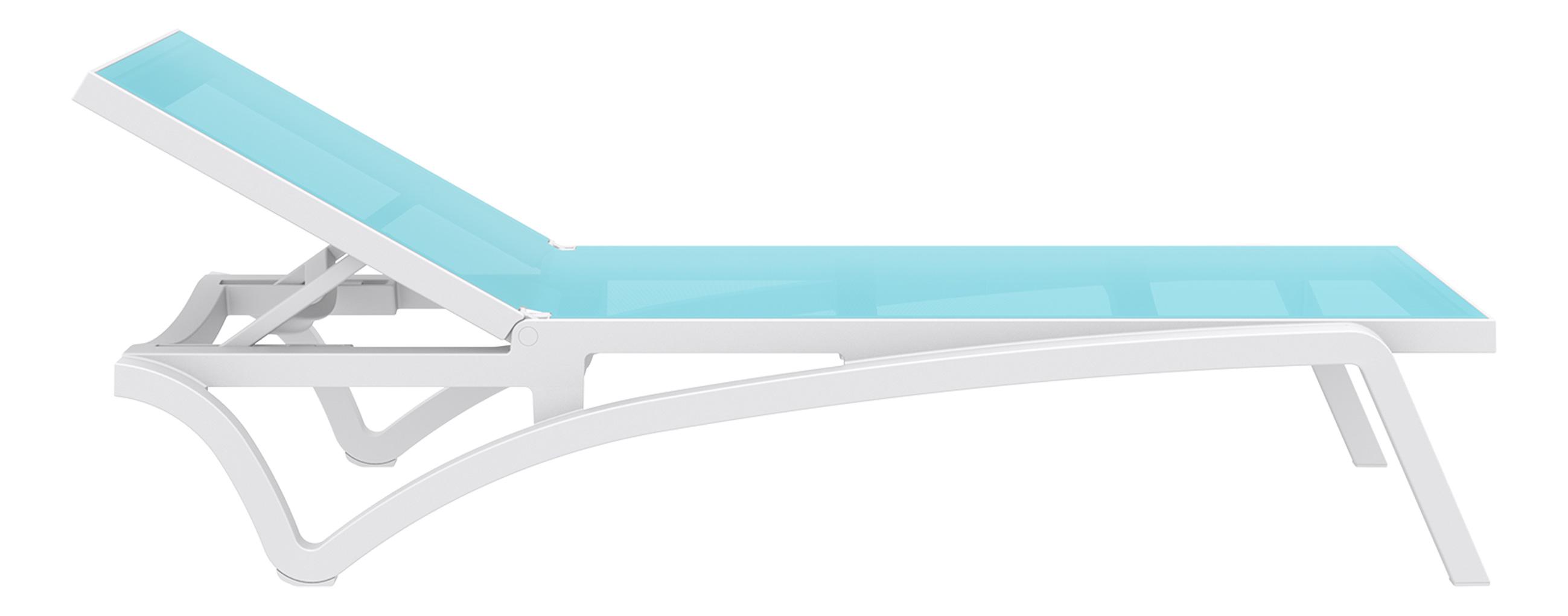 Transat costa blanc turquoise for Transat de piscine design