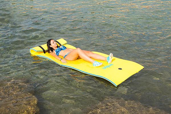 Tapis flottant skiflott s for Tapis flottant piscine