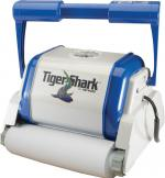 Robot Piscine Tiger Shark Brosses Mousses sans chariot de transport