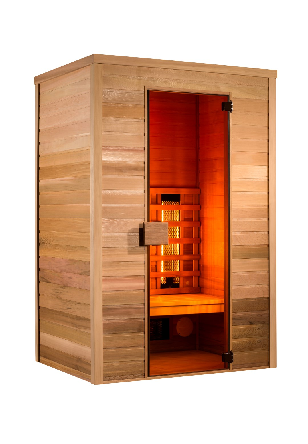 Sauna infrarouge multiwave 3 3 places - Sauna infrarouge 3 places ...