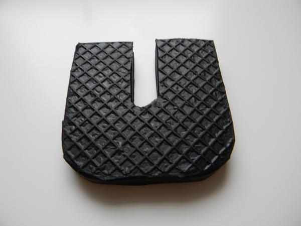 Kit de 4 patins anti vibration pour pompe a chaleur - Patin anti vibration ...