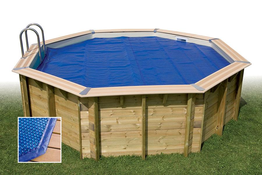 B che bulles pour piscine ocea 430 x 120 for Baches a bulles pour piscine