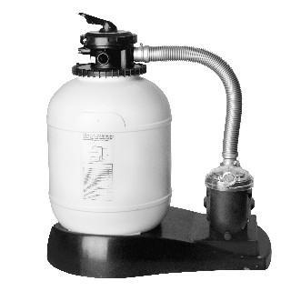 Monobloc filtration piscines hors sol 10 m3 h for Filtration piscine hors sol fonctionnement